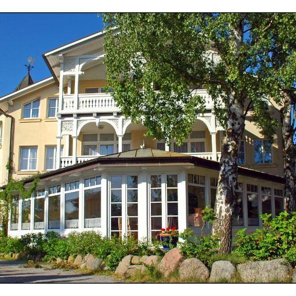 Hotel Villa Granitz Free WiFi and romantic beachstyle