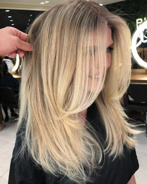 3 Natural Ways To Get Lush Long Hair In 2020 Long Layered Haircuts Long Face Hairstyles Long Thin Hair