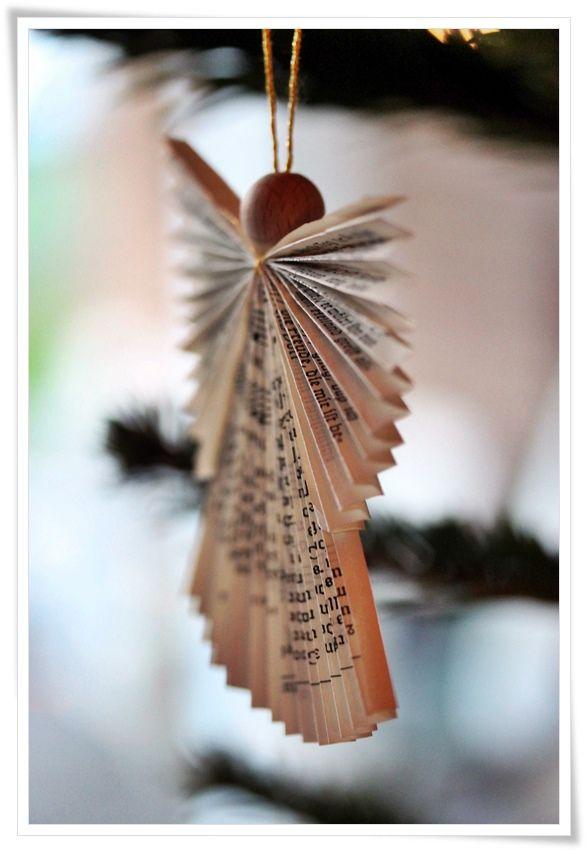 INNENANSICHTEN Weihnachten ❤ winterzeit weihnachtszeit - weihnachtswanddeko basteln