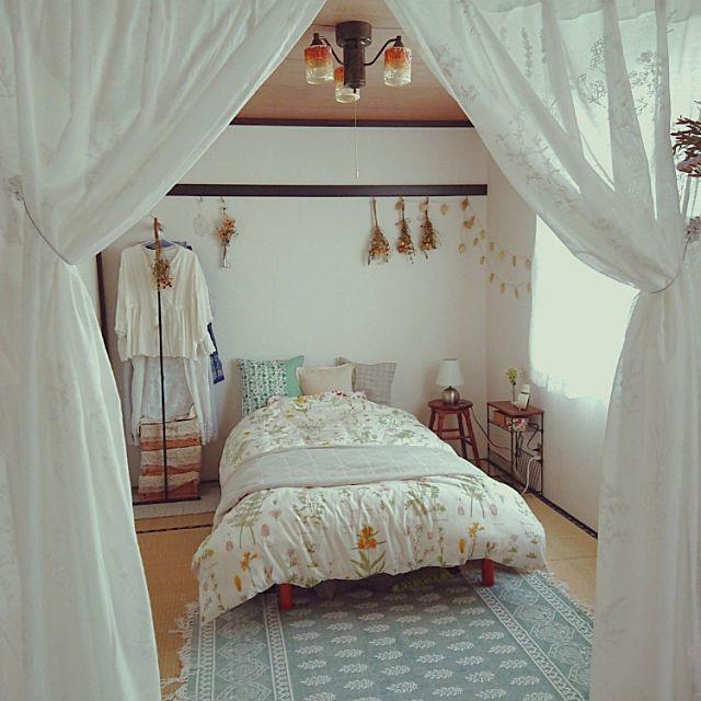 スペースを賢く使う工夫とは 6 8畳のインテリア実例集 インテリア 家具 インテリア 自宅で