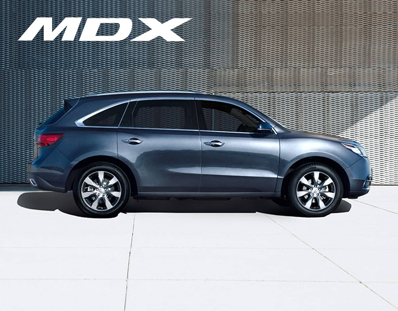 Acura Mdx Profile View With Background Luxury Profile View Car