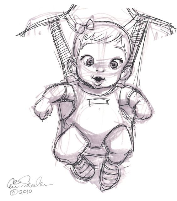 Image result for drawing a comic book baby | tattoo | Pinterest ...