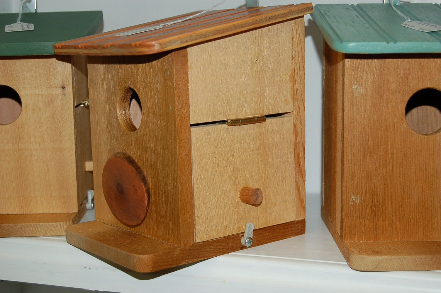 Handmade Birdhouse Cedar Shake in 2020 Bird houses