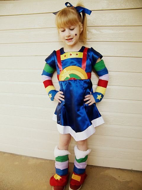Rainbow Brite & Rainbow Brite   Costumes   Pinterest   Rainbow brite Costumes and ...