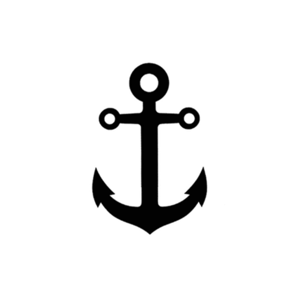 Anchor Temporary Tattoo Set Of 2 Tattoo Set Small Symbol Tattoos Tattoo Designs And Meanings