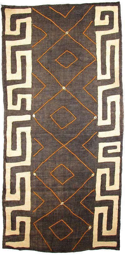 tissu africain kuba