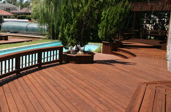 Cedar Staining How Long Should You Wait To Stain Your Cedar Deck Deck Stain And Sealer Deck Colors Staining Deck