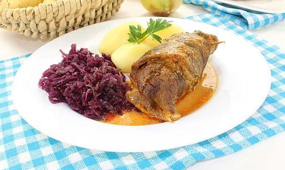 Rinderroulade Wiener Art...   Österreichische & Bayrische Küche ...