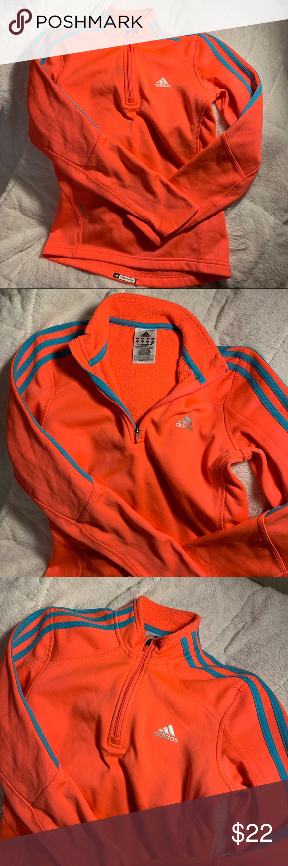 Adidas Formotion Climawarm Pullover A like new Adidas