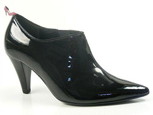 Gabor Shoes 55.401 Bottes Classiques Femme, Gris, 40.5 EU