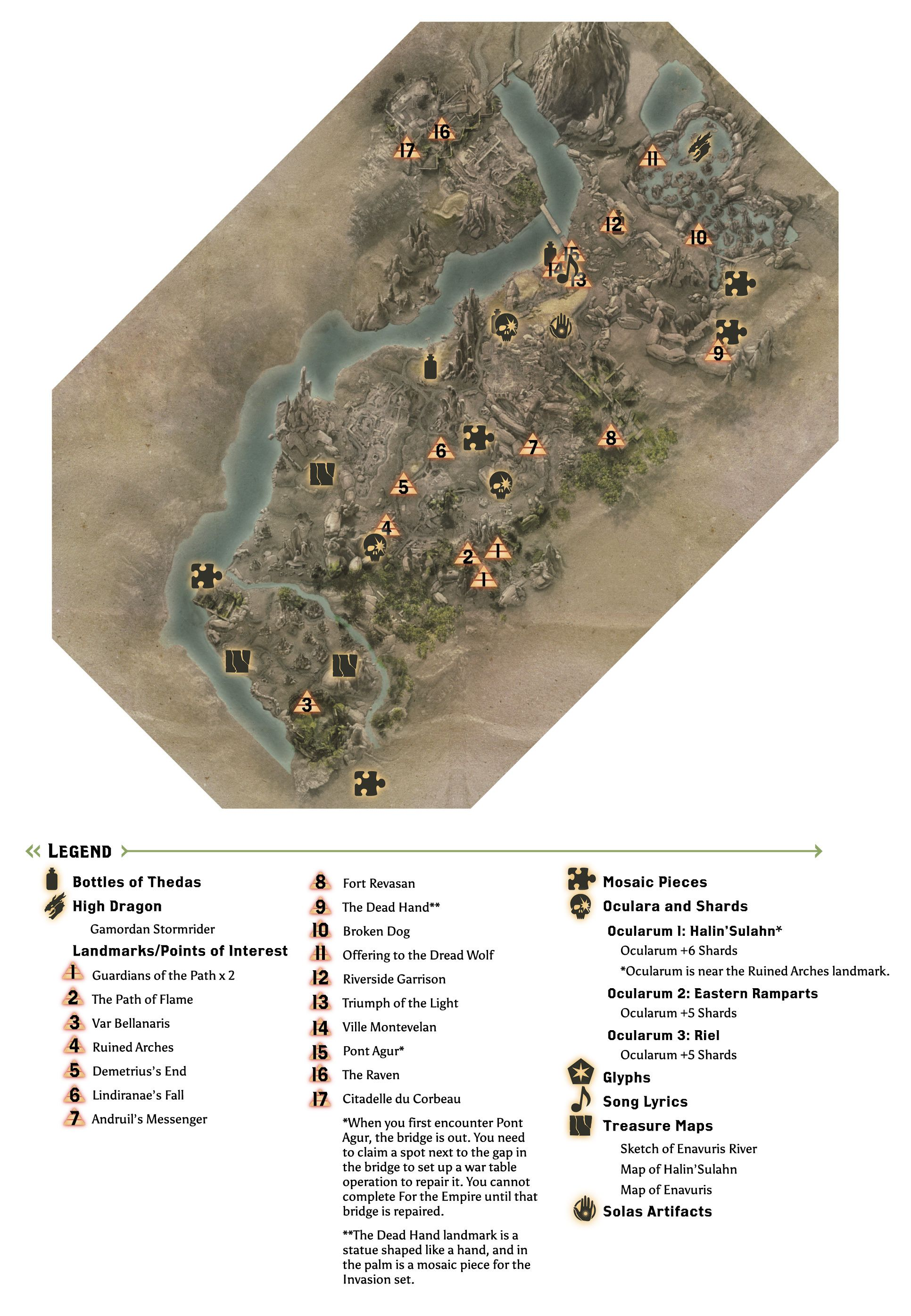 Hinterlands Landmarks : hinterlands, landmarks, Dragon, Inquisition, Hinterlands, World, Atlas