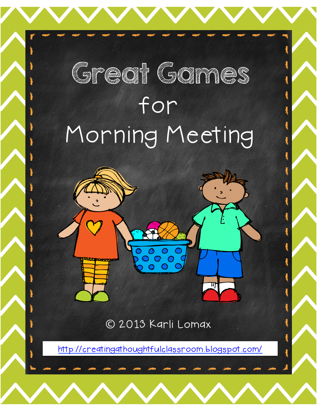 Great_Games.pdf Google Drive Beginning of school