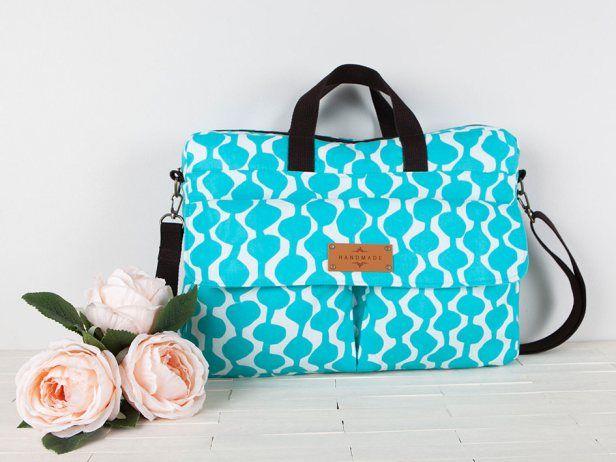 Sew the Lisette Laptop Bag | Indie Designer Handbag Sewing Patterns ...