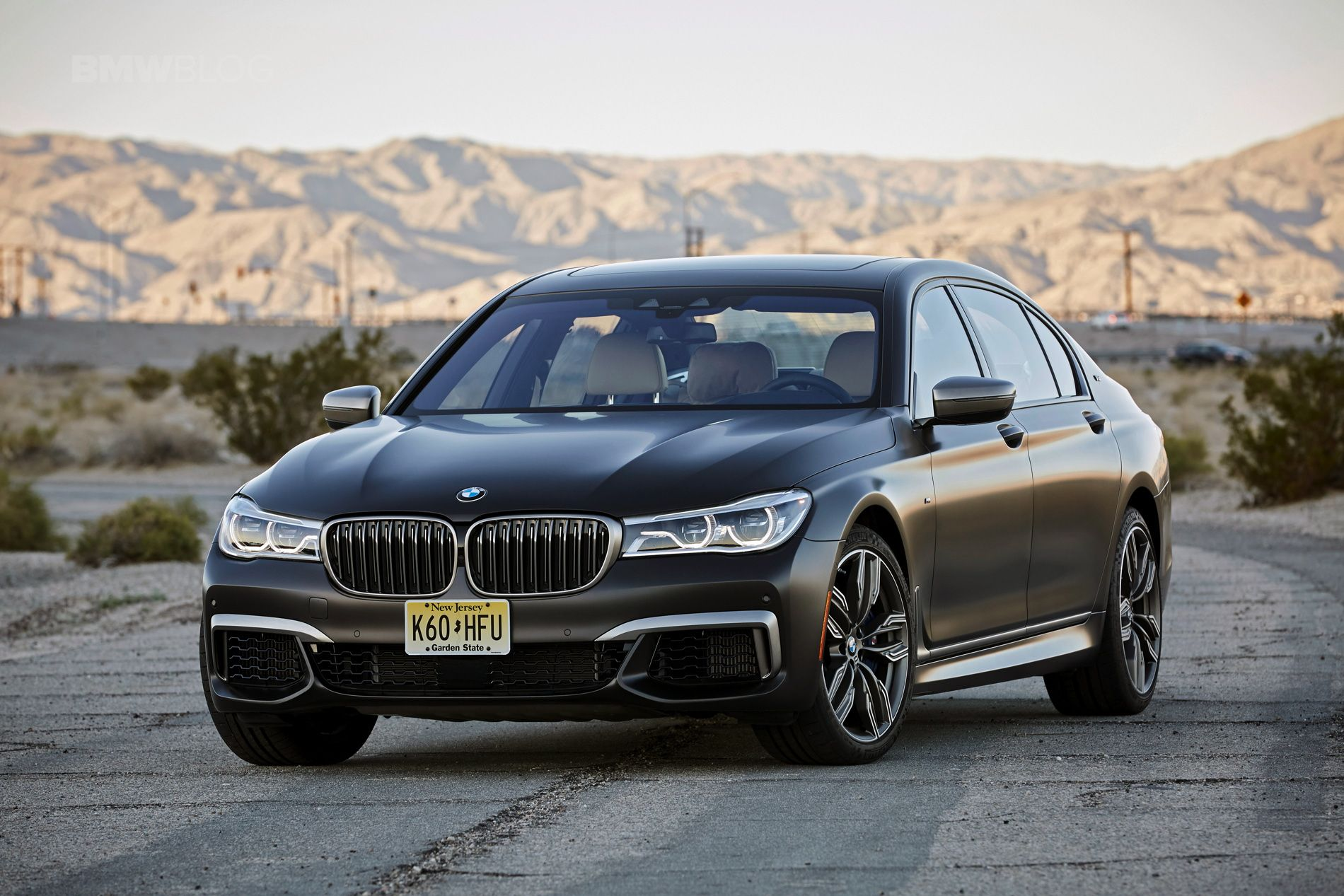 How does Car and Driver feel about the BMW M760i xDrive