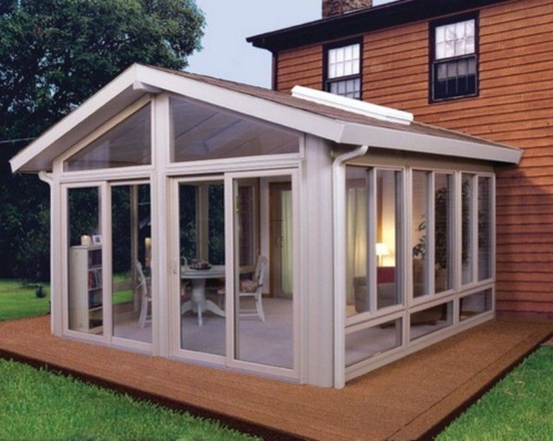 How To Build An Enclosed Patio Patio Enclosures Patio Room
