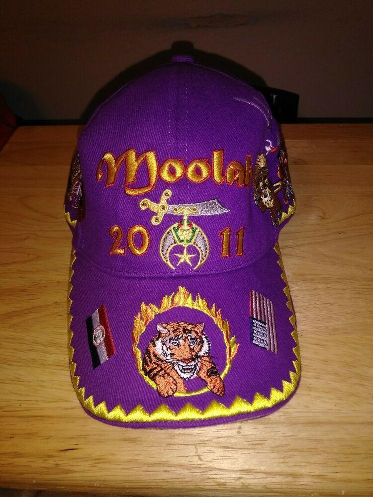 2011 Shrine Circus Embroidered Adjustable Baseball Cap Lion Tiger Bears Baseball Cap Cap Caps Hats