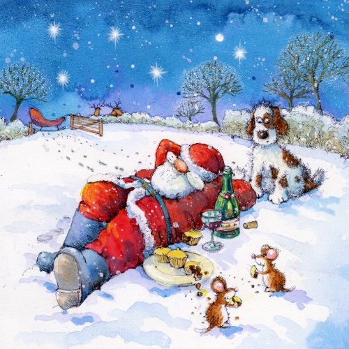 Album 2 « Gallery 16 « Christmas (by category) « Jan Pashley – Illustration…