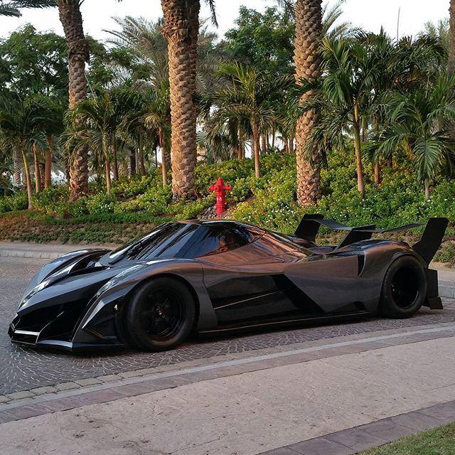 Devel Sixteen V16 5000hp Beyondextreme Cars