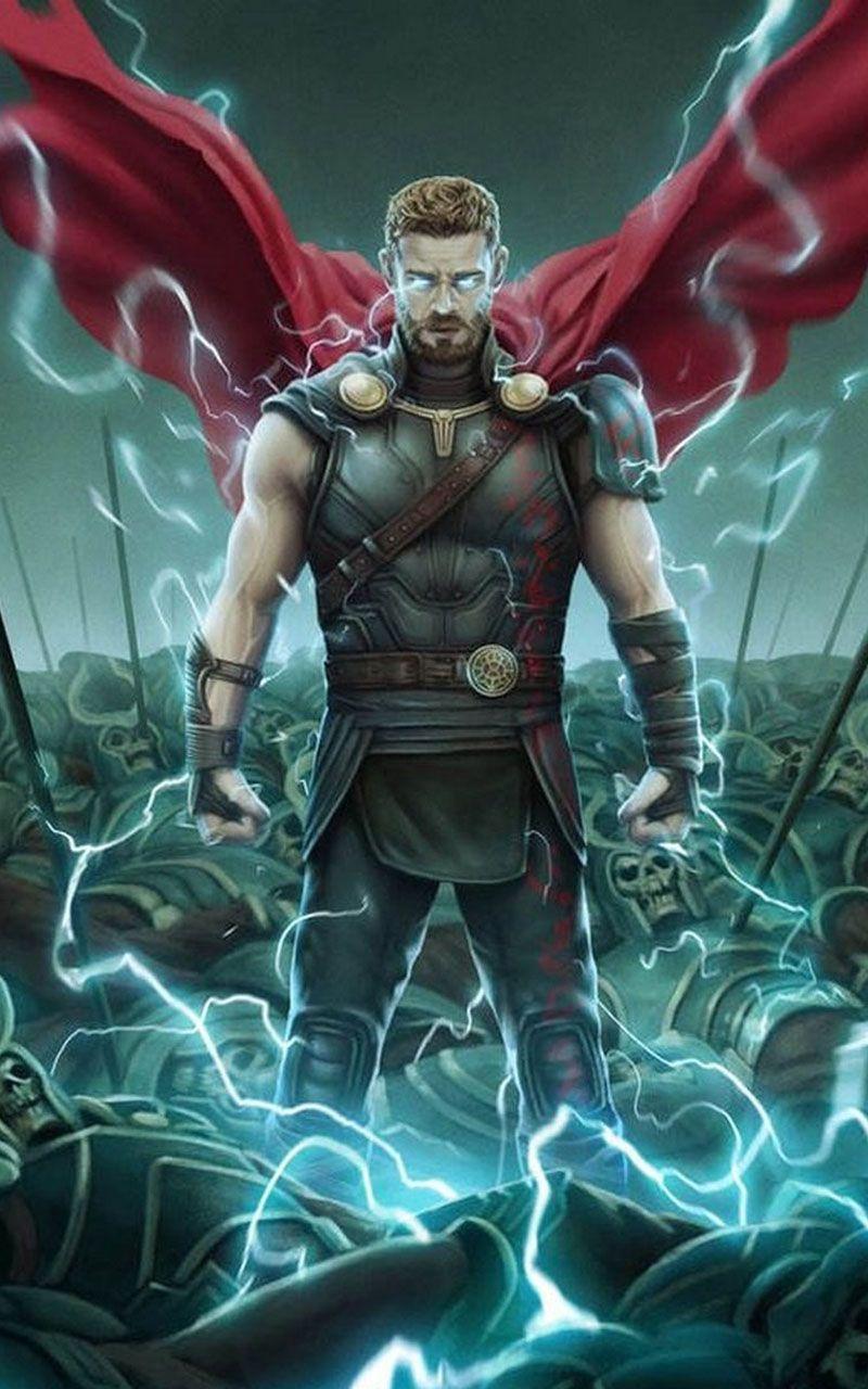 Thor Wallpaper Marvel Thor Marvel Superheroes Marvel
