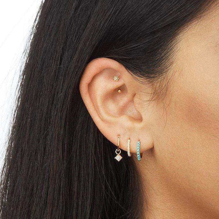 Pin By Remasm On Piercings Ear Jewelry Gold Bar Earrings Minimalist Earrings