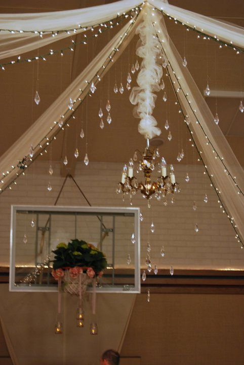 Pin By Kyla Ford On Diy S To Try Ceiling Decor Church Decor Church Wedding Decorations