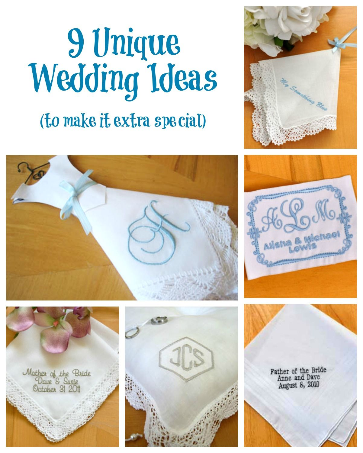 9 Unique Wedding Ideas To Make Your Wedding Extra Special