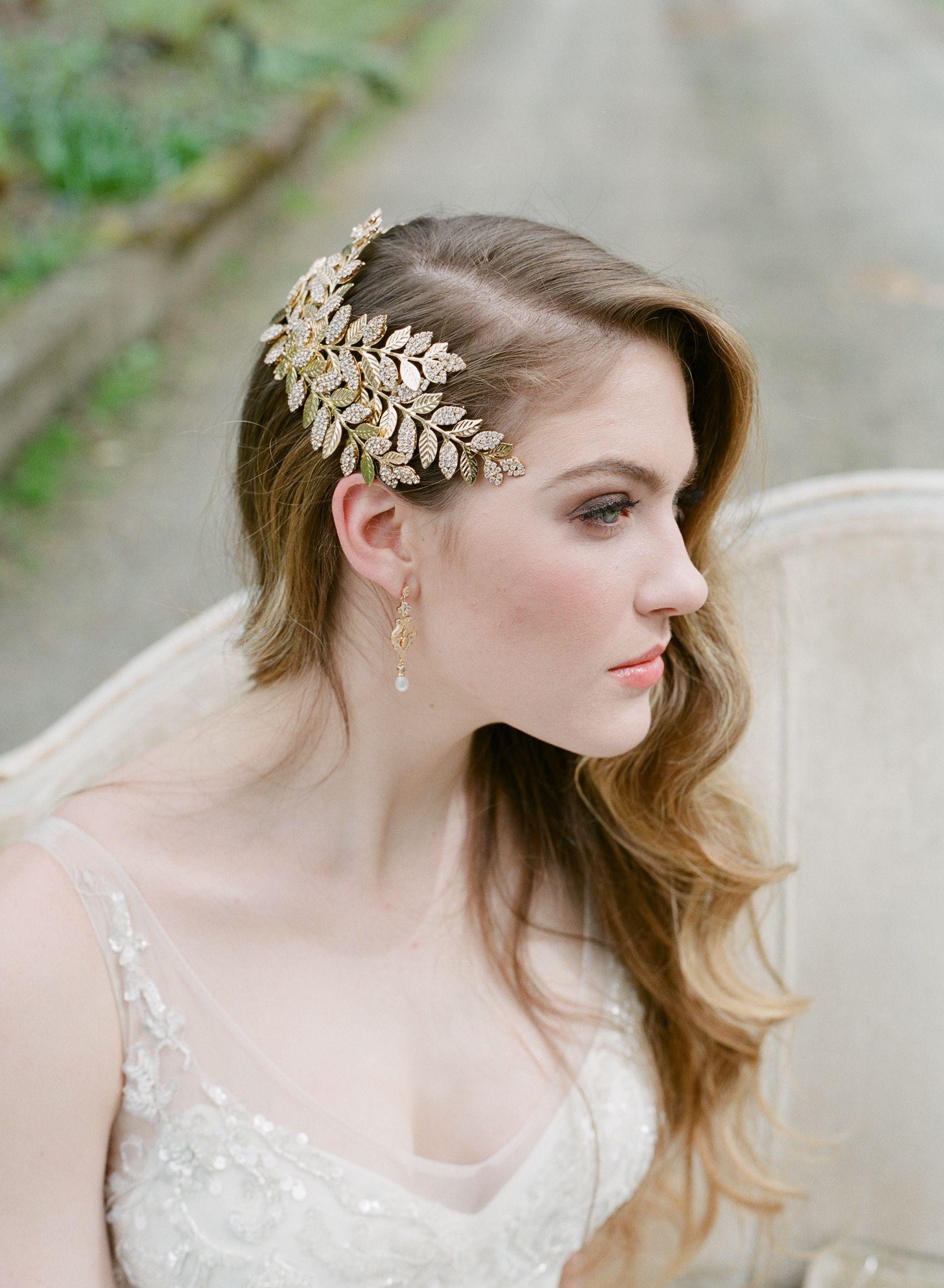 MegFish wedding hair in Medford Oregon by morgan oreeda | Hair by ...