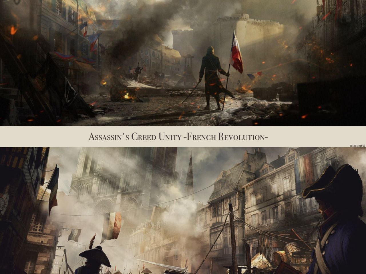 Acu Assassin S Creed Unity French Revolution