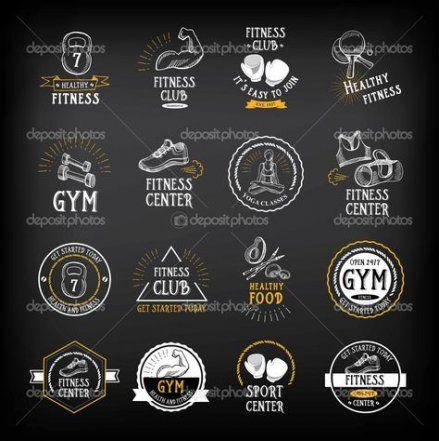 42+ Best ideas for fitness logo ideas personal trainer galleries #fitness