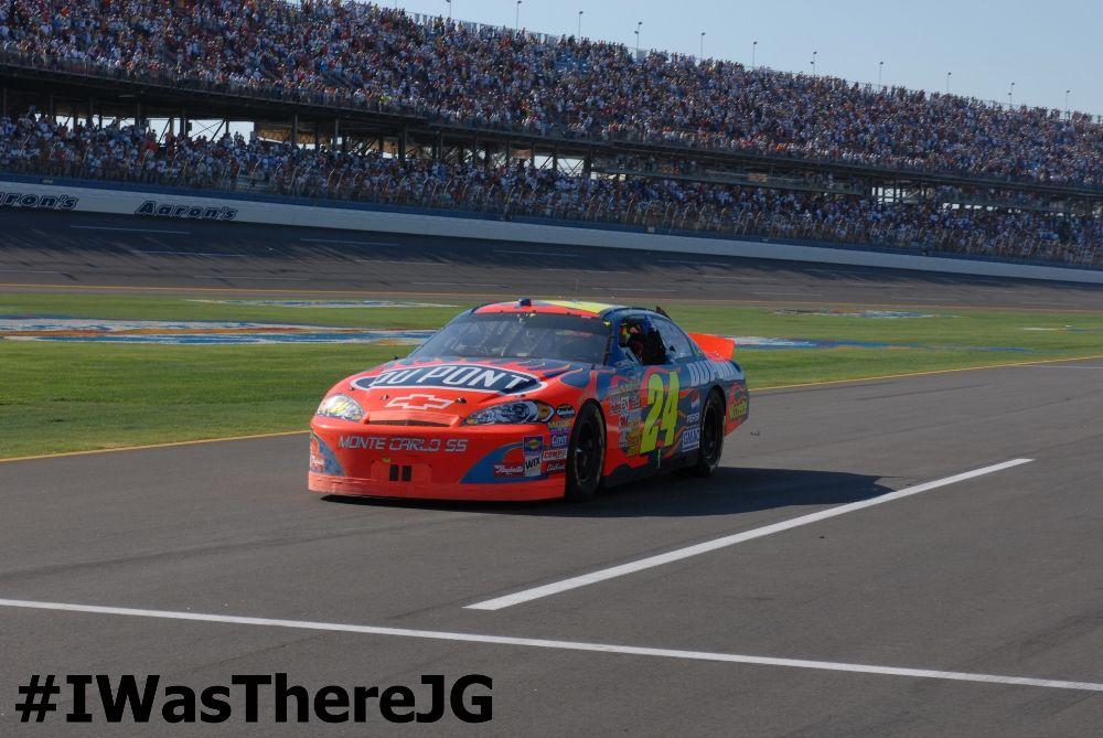 Jeff Gordon 2007