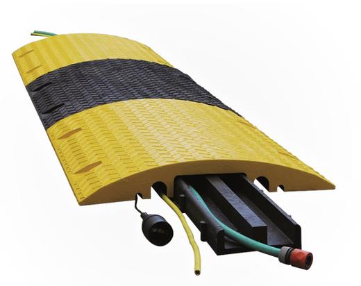 kabelbr cke schlauchbr cke schwarz gelb kabelbr cke. Black Bedroom Furniture Sets. Home Design Ideas