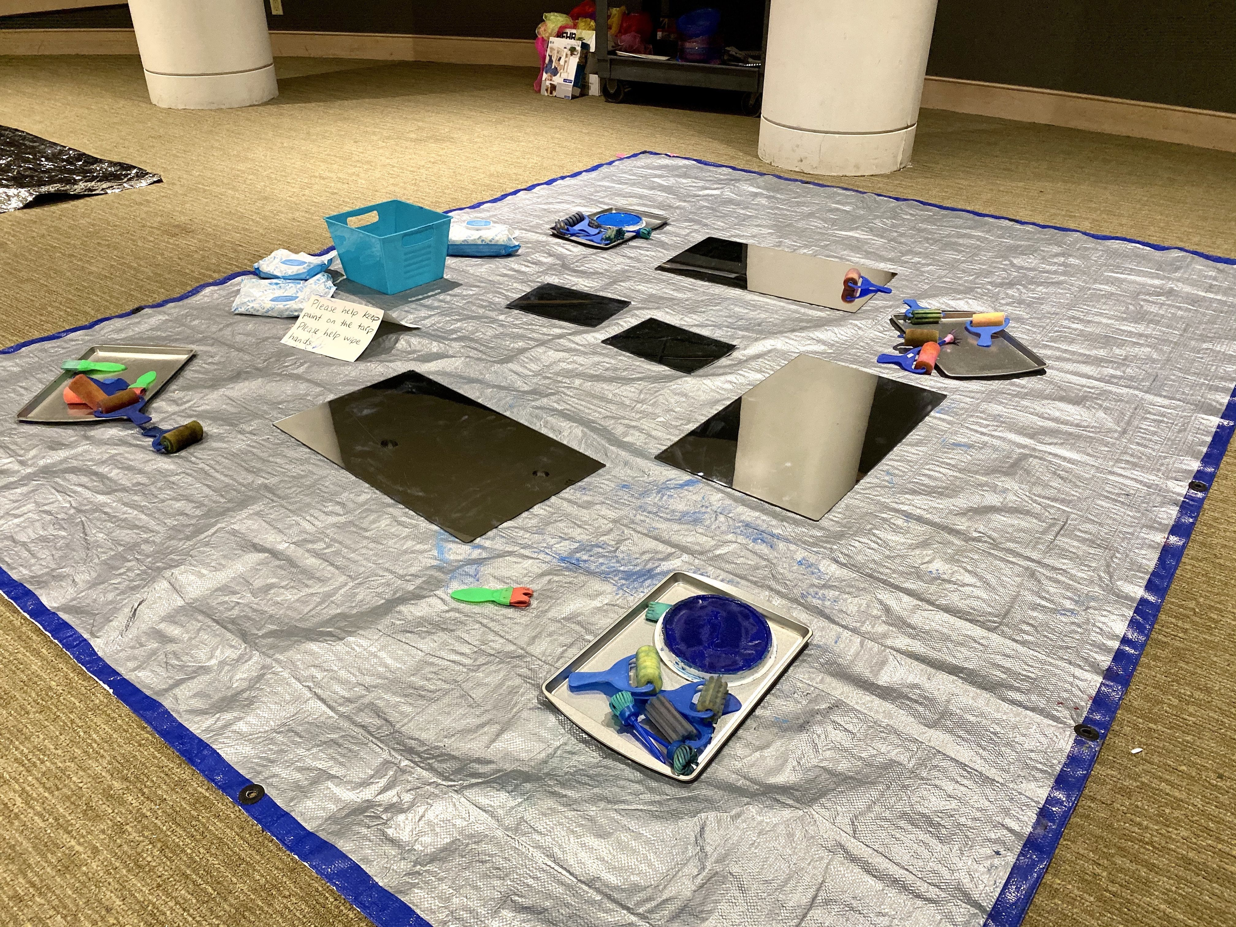 5 Paint Invitations To Embrace The Explore Stage In 2020 Child