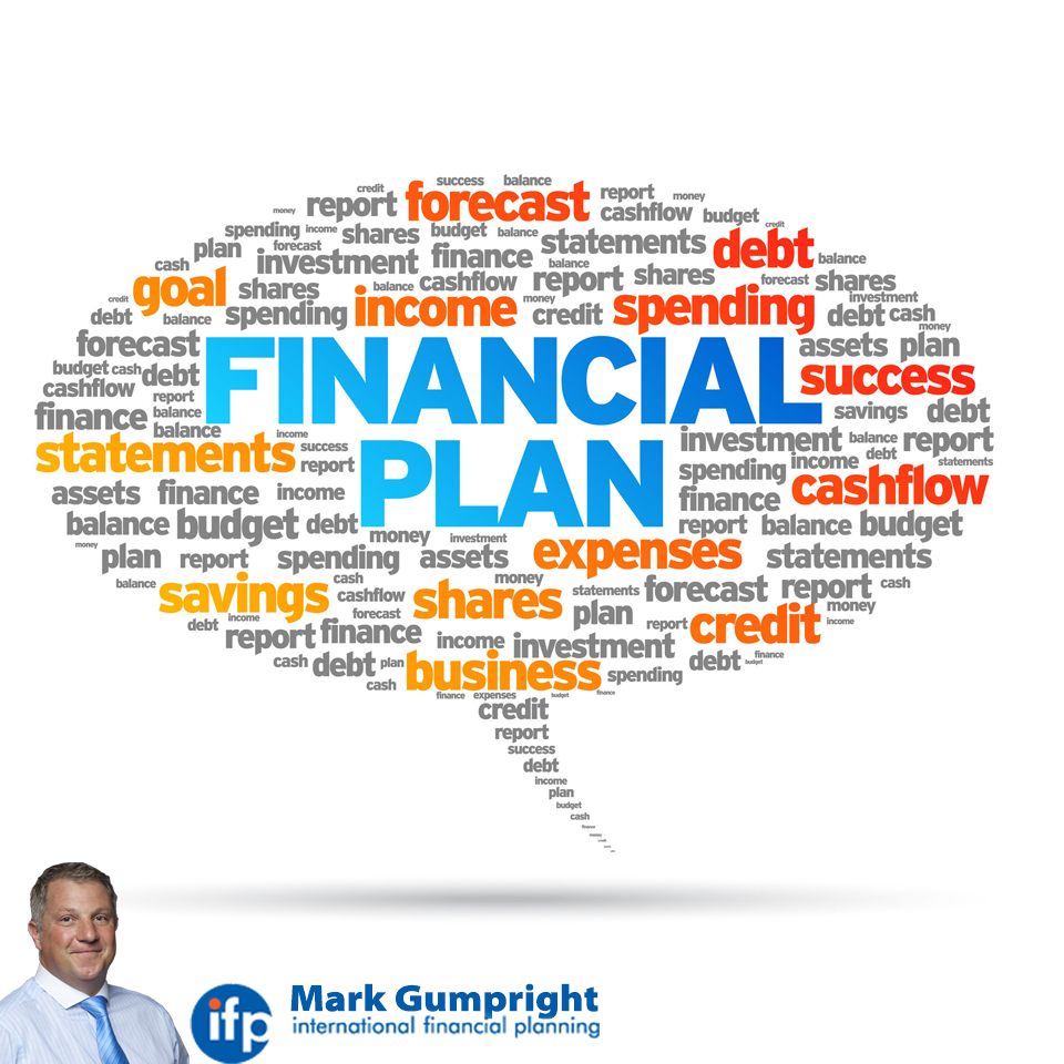 A Good Financial Plan Is A Road Map That Shows Us Exactly How The