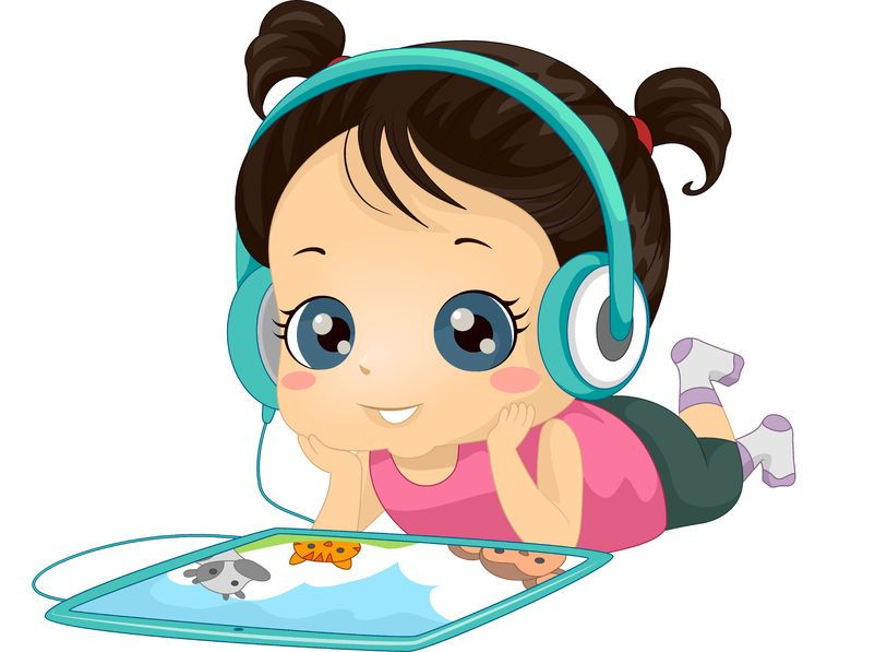 Los 10 Mejores Audiocuentos Infantiles Ninos En La Escuela Ninos Escolares Nino Escuchando Musica