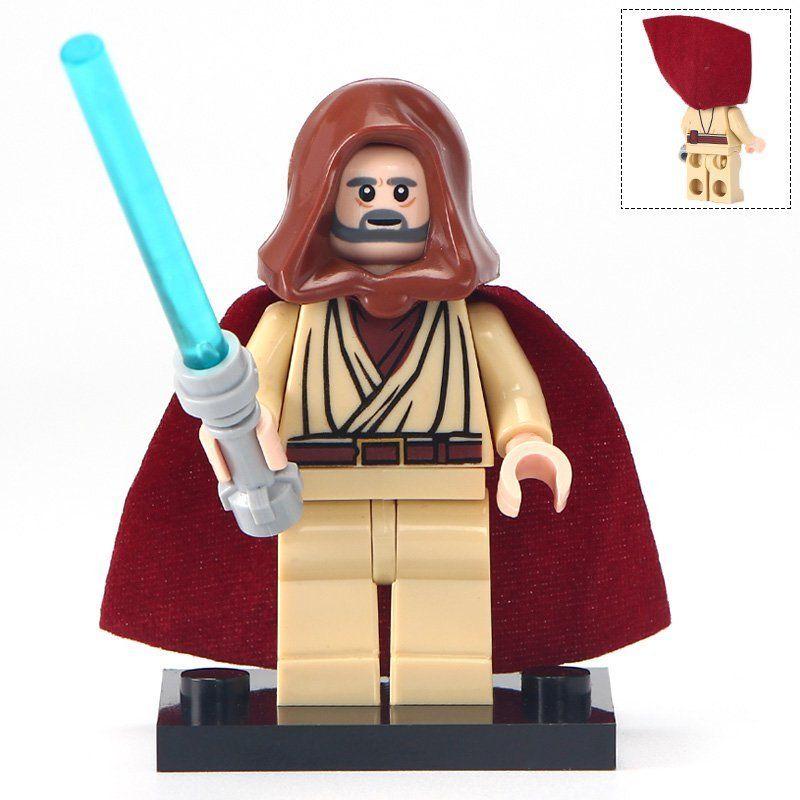 Obi Wan Kenobi Building Blocks Star Wars Minifigures
