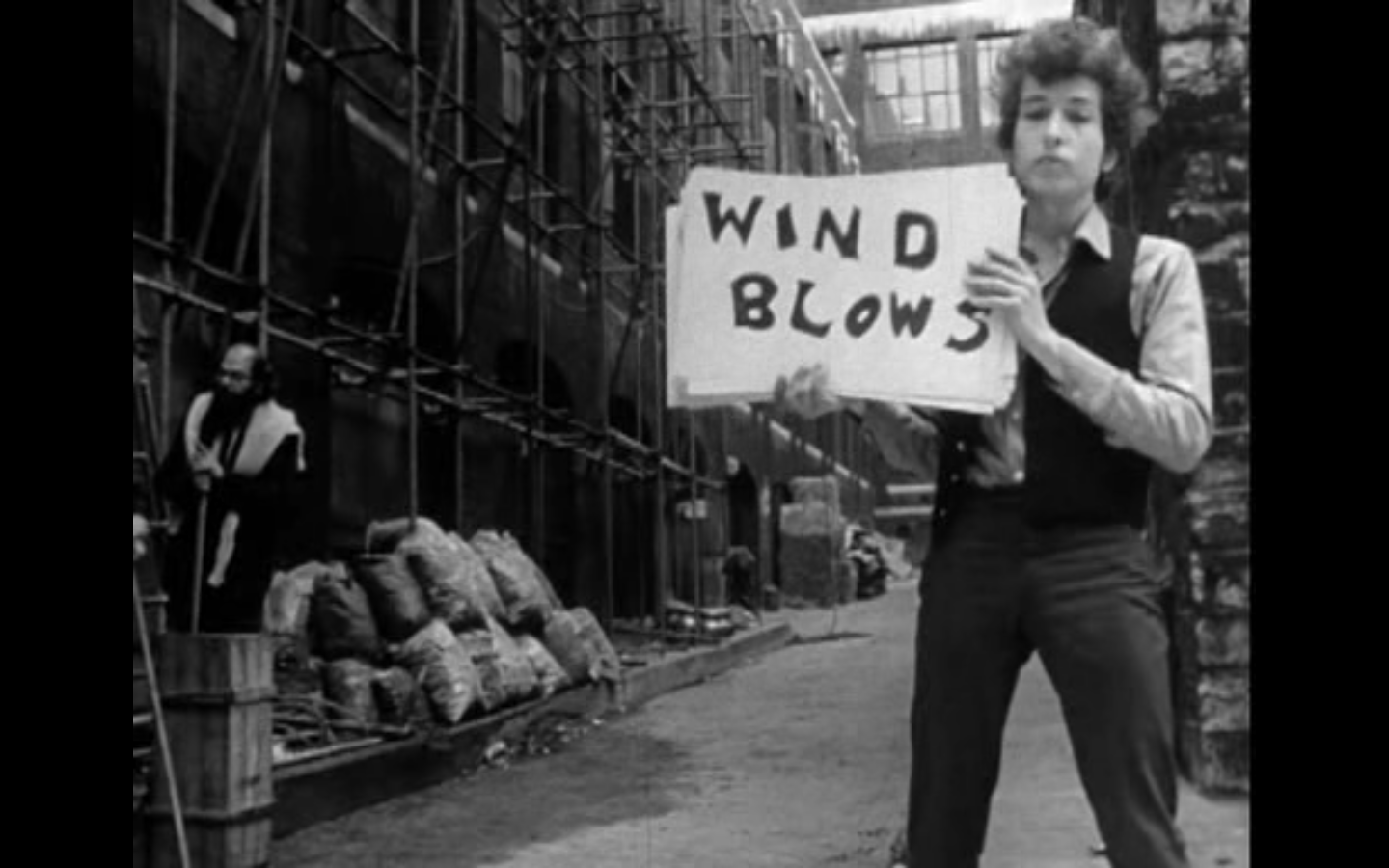 Bob dylan subterranean homesick blues 1965 wind blows musik bob dylan subterranean homesick blues 1965 wind blows hexwebz Choice Image