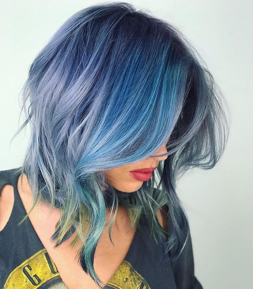 491 Likes, 4 Comments - Pulp Riot Hair Color (@pulpriothair) on ...
