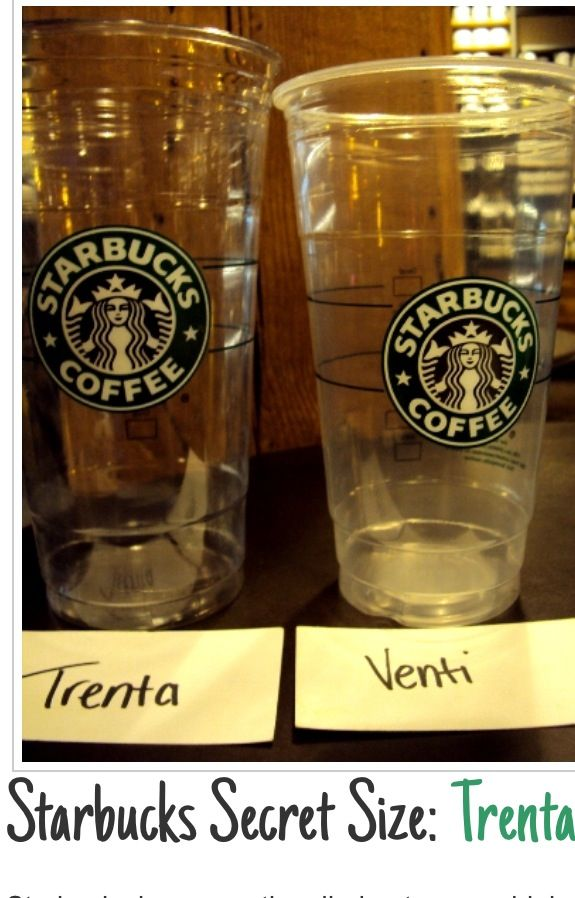 Starbucks to Mini-Size It