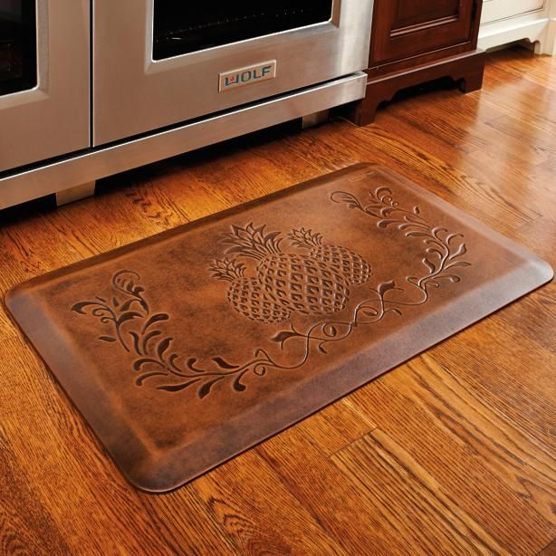 Pineapple Anti Fatigue Kitchen Comfort Mat Comfort Mats Anti Fatigue Kitchen Mats Kitchen Comfort Mat