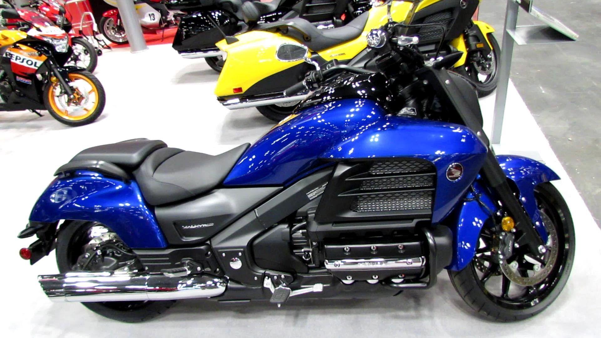 2014 honda valkyrie walkaround 2013 ny moto show