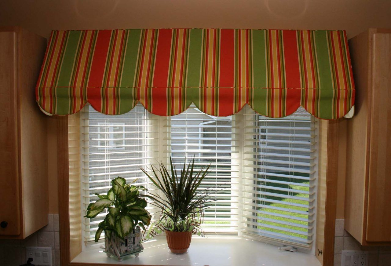 Image Result For Indoor Awning Window Treatment