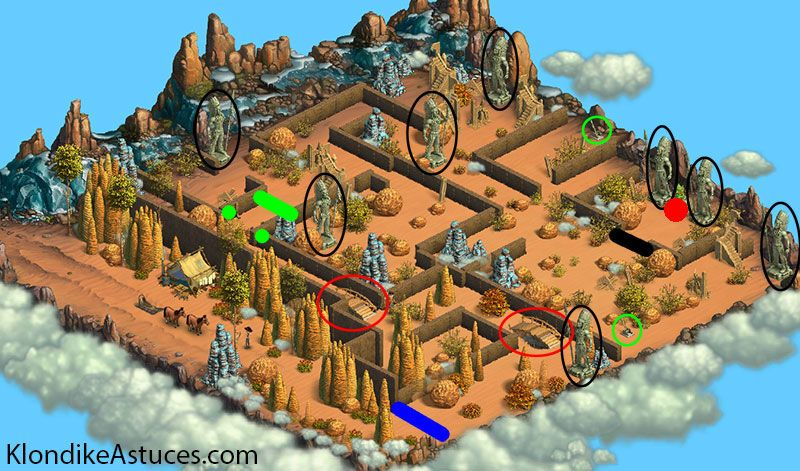 Beorn Klondike Astuces Klondike Games Clash Of Clans