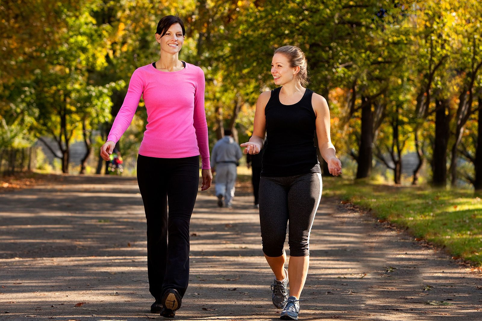 Beat Your Health Worries A brisk morning walk for 30 min ...