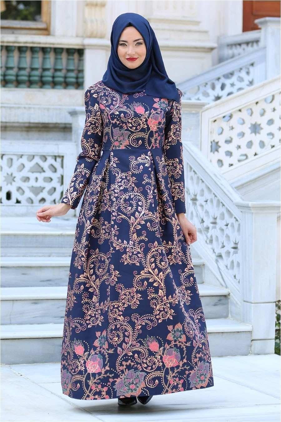 Model Baju Gamis Pesta Untuk Orang Gemuk Model Pakaian Busana Islami Pakaian