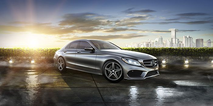 benz mercedes of sedan new c augusta special offers specials dealer