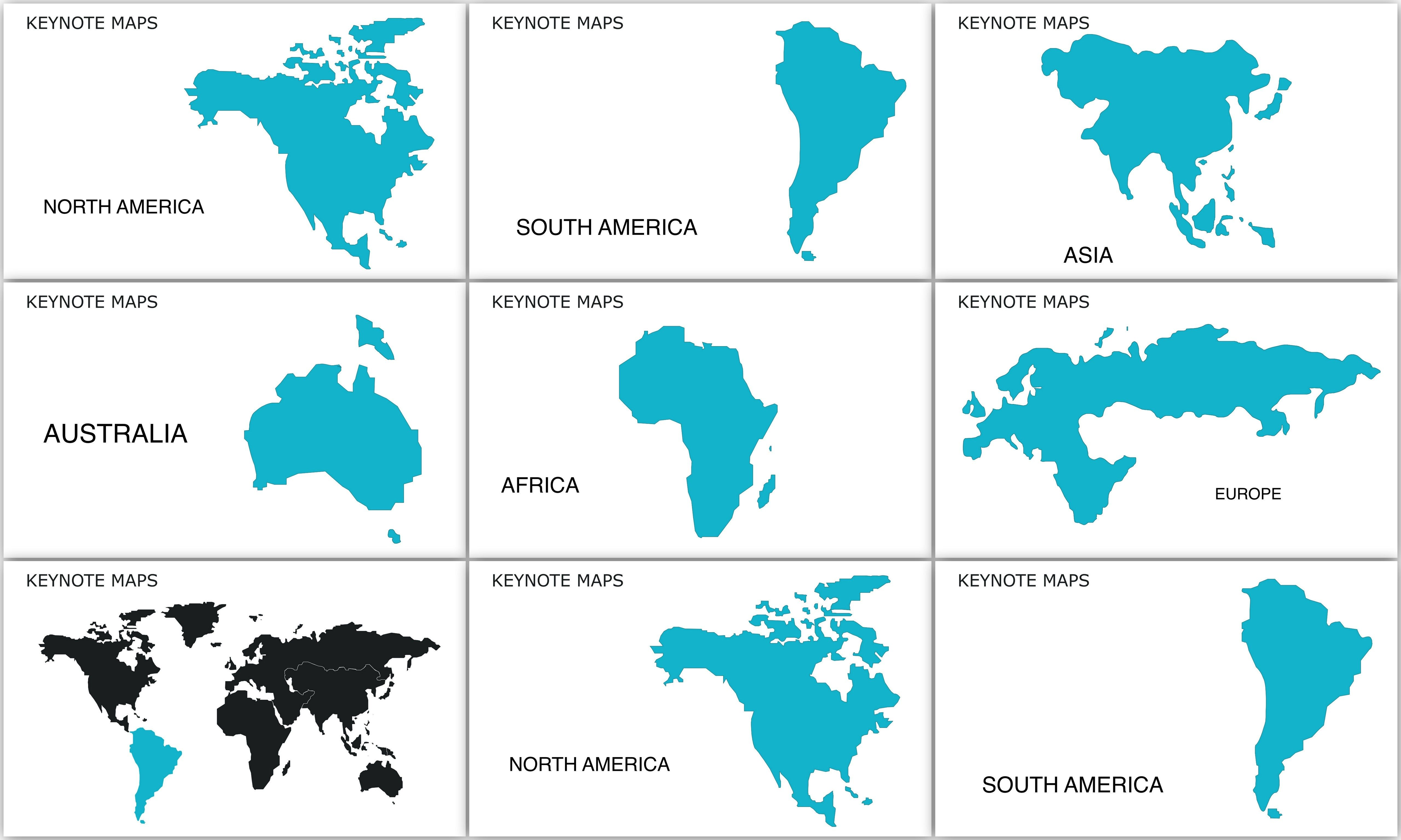 Keynote map of world keynote maps templates pinterest animation world keynote maps animation world keynote maps templates for presentation in the modern political map of the world is represented by about gumiabroncs Images