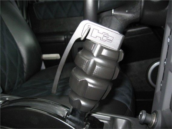 Hummer H2 gearshifter.....aaaahhh I need this for my sexy H2!!!!