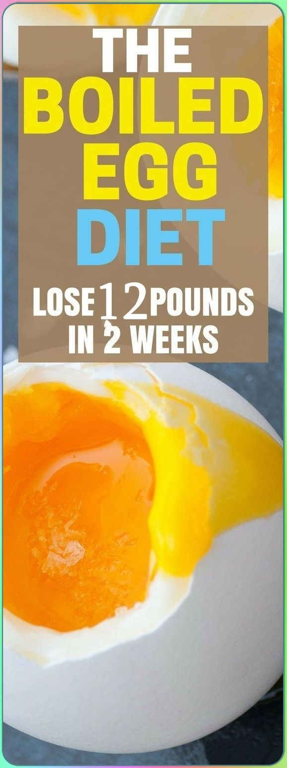 Boiled Egg Diet Lose 12 Pounds In Just 2 Weeks In 2020 Boiled Egg Diet Egg Diet Plan Boiled Egg Diet Plan