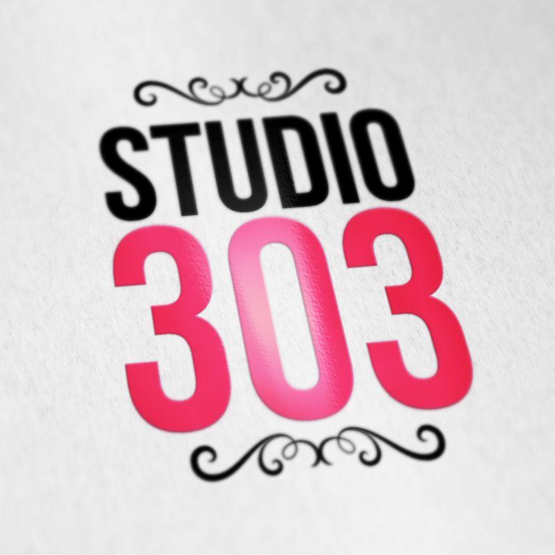Logotipo desenvolvido para a Studio 303. #wcria #logotipo #logotype #logo #criacao #design #studio303 #illustrator #art #work #designgrafico