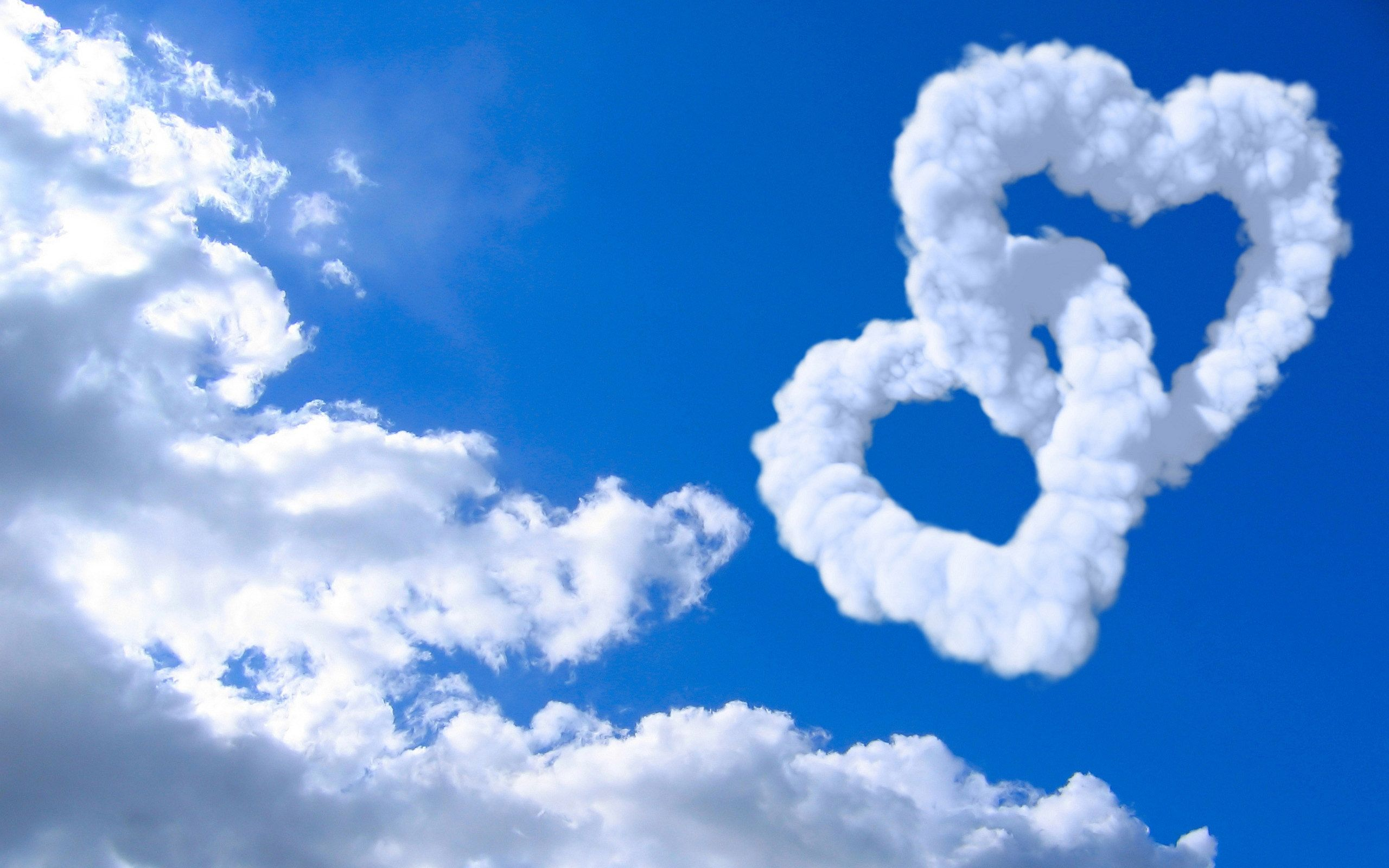 Foto Love In The Sky Love Clouds Wallpapers Pictures Photos Images Love Wallpaper Heart Wallpaper Clouds